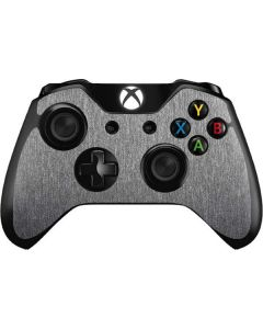 Brushed Steel Texture Xbox One Controller Skin
