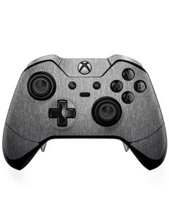 Brushed Steel Texture Xbox One Elite Controller Skin