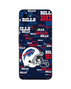 Buffalo Bills - Blast Alternate Google Pixel 3a Skin