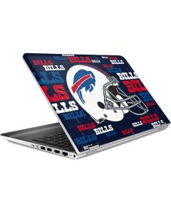 Buffalo Bills - Blast Alternate HP Pavilion Skin