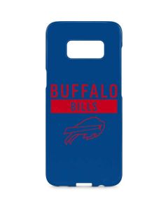 Buffalo Bills Blue Performance Series Galaxy S8 Plus Lite Case