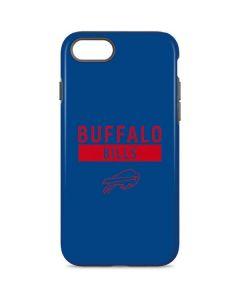 Buffalo Bills Blue Performance Series iPhone 8 Pro Case