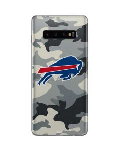 Buffalo Bills Camo Galaxy S10 Plus Skin