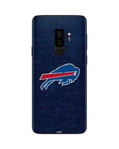Buffalo Bills Distressed Galaxy S9 Plus Skin