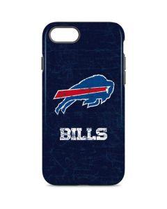 Buffalo Bills Distressed iPhone 8 Pro Case