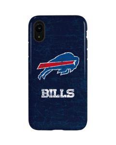 Buffalo Bills Distressed iPhone XR Pro Case