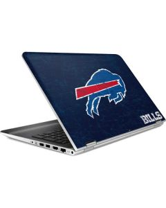 Buffalo Bills Distressed HP Pavilion Skin