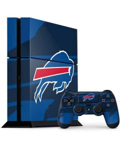 Buffalo Bills Double Vision PS4 Console and Controller Bundle Skin