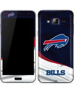Buffalo Bills Galaxy J3 Skin