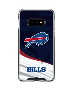Buffalo Bills Galaxy S10e Clear Case