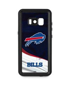 Buffalo Bills Galaxy S8 Plus Waterproof Case