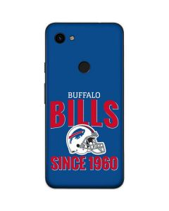 Buffalo Bills Helmet Google Pixel 3a Skin