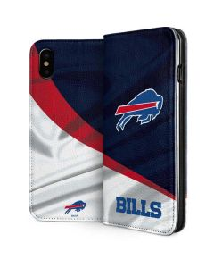 Buffalo Bills iPhone XS Max Folio Case