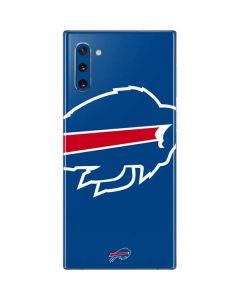 Buffalo Bills Large Logo Galaxy Note 10 Skin