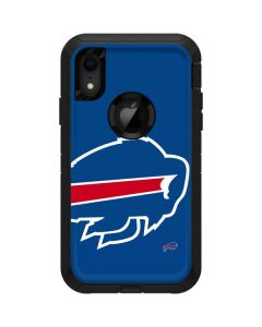 Buffalo Bills Large Logo Otterbox Defender iPhone Skin