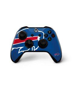 Buffalo Bills Large Logo Xbox One X Controller Skin