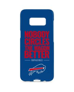 Buffalo Bills Team Motto Galaxy S8 Plus Lite Case