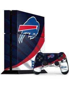 Buffalo Bills PS4 Console and Controller Bundle Skin