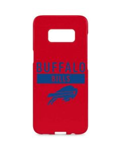 Buffalo Bills Red Performance Series Galaxy S8 Plus Lite Case