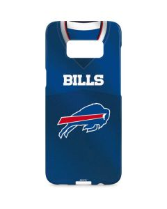 Buffalo Bills Team Jersey Galaxy S8 Plus Lite Case