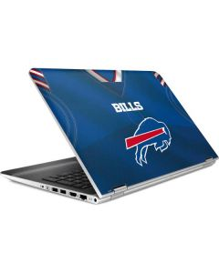 Buffalo Bills Team Jersey HP Pavilion Skin