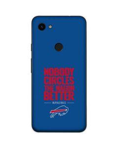 Buffalo Bills Team Motto Google Pixel 3a Skin