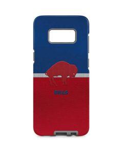 Buffalo Bills Vintage Galaxy S8 Pro Case