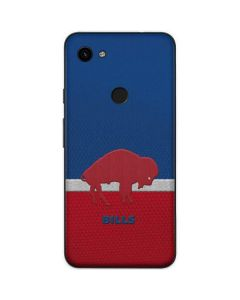Buffalo Bills Vintage Google Pixel 3a Skin