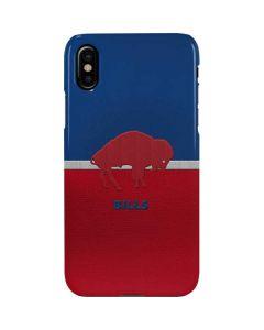 Buffalo Bills Vintage iPhone XS Max Lite Case
