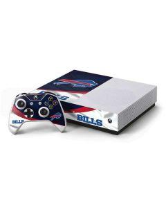 Buffalo Bills Xbox One S Console and Controller Bundle Skin