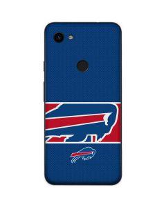 Buffalo Bills Zone Block Google Pixel 3a Skin