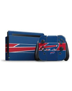Buffalo Bills Zone Block Nintendo Switch Bundle Skin