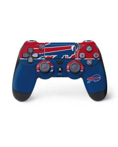 Buffalo Bills Zone Block PS4 Controller Skin