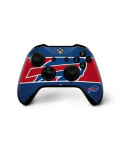 Buffalo Bills Zone Block Xbox One X Controller Skin