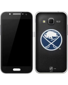 Buffalo Sabres Black Background Galaxy Core Prime Skin