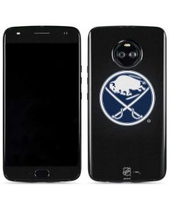 Buffalo Sabres Black Background Moto X4 Skin