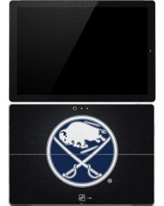 Buffalo Sabres Black Background Surface Pro (2017) Skin
