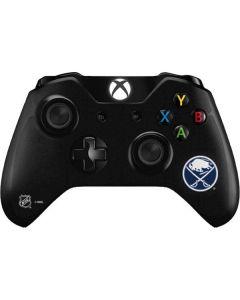 Buffalo Sabres Black Background Xbox One Controller Skin