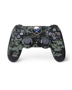 Buffalo Sabres Camo PS4 Controller Skin