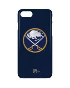 Buffalo Sabres Distressed iPhone 8 Lite Case