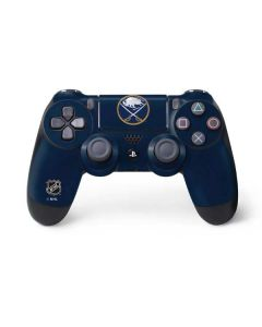 Buffalo Sabres Distressed PS4 Controller Skin