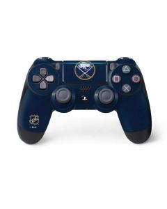 Buffalo Sabres Distressed PS4 Pro/Slim Controller Skin