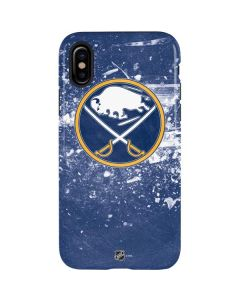 Buffalo Sabres Frozen iPhone XS Max Pro Case