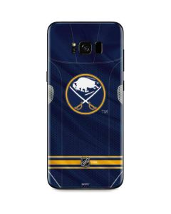 Buffalo Sabres Home Jersey Galaxy S8 Plus Skin