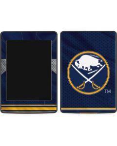 Buffalo Sabres Home Jersey Amazon Kindle Skin