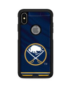 Buffalo Sabres Home Jersey Otterbox Commuter iPhone Skin