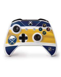 Buffalo Sabres Jersey Xbox One S Controller Skin