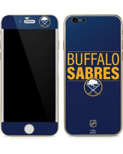 Buffalo Sabres Lineup iPhone 6/6s Skin