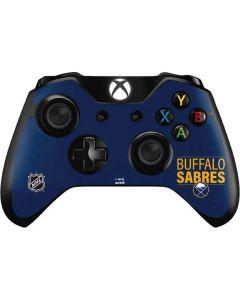 Buffalo Sabres Lineup Xbox One Controller Skin