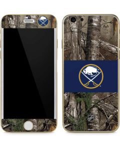 Buffalo Sabres Realtree Xtra Camo iPhone 6/6s Skin